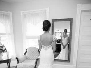 Kevin and Marylou's Wedding in Danbury, New York 8