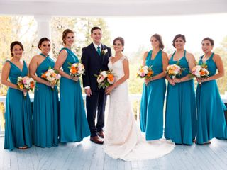 Kevin and Marylou's Wedding in Danbury, New York 12