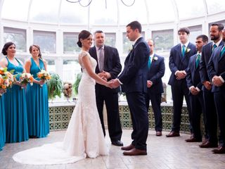Kevin and Marylou's Wedding in Danbury, New York 16