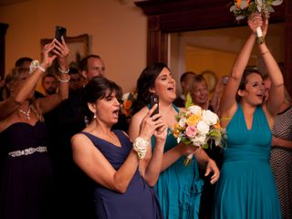Kevin and Marylou's Wedding in Danbury, New York 22