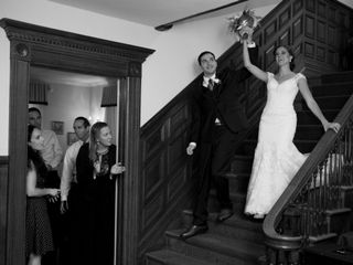 Kevin and Marylou's Wedding in Danbury, New York 23
