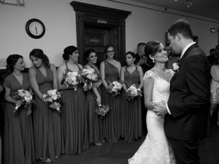 Kevin and Marylou's Wedding in Danbury, New York 24