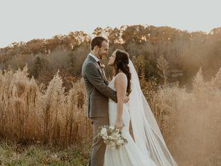 The wedding of Lauren and Steven
