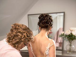 The wedding of Daisy and Carina 3