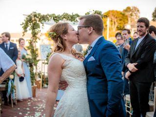 The wedding of Karina and Ian 1