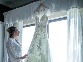 The wedding of Karina and Ian 2
