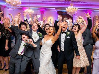 The wedding of Rob and Lisa 1