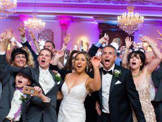 The wedding of Rob and Lisa