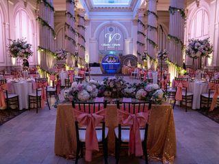 The wedding of Keondra  and Brandon  1