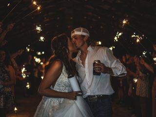 The wedding of Tyler and Amanda 1