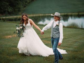 The wedding of Tyler and Amanda 2