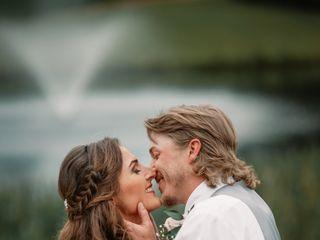 The wedding of Tyler and Amanda 3