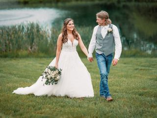 The wedding of Tyler and Amanda
