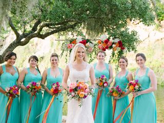 Aryn and Eddie's Wedding in Spring Branch, Texas 6