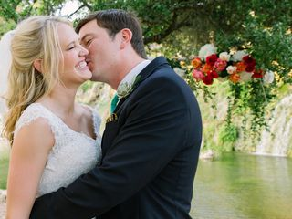 Aryn and Eddie's Wedding in Spring Branch, Texas 7
