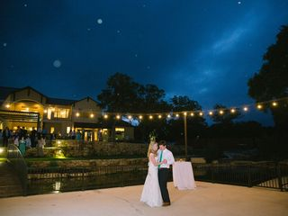 Aryn and Eddie's Wedding in Spring Branch, Texas 27