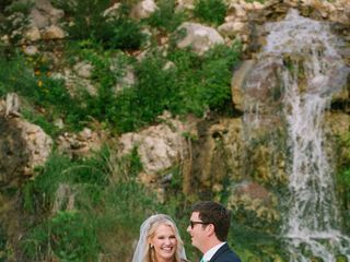 Aryn and Eddie's Wedding in Spring Branch, Texas 28