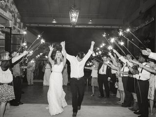 Aryn and Eddie's Wedding in Spring Branch, Texas 30