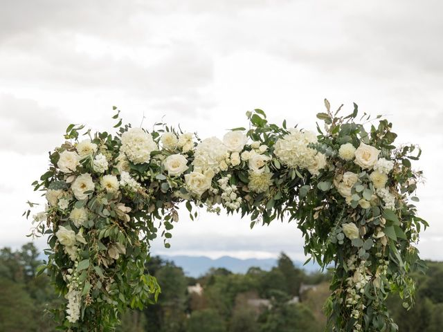 Byron and Ashleigh's Wedding in Asheville, North Carolina 9