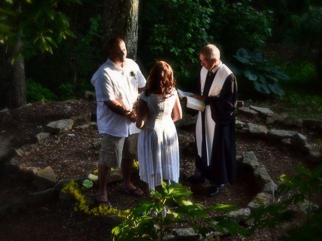 Heather and Chris's Wedding in Ellijay, Georgia 4