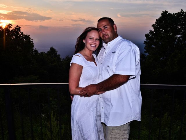 Heather and Chris's Wedding in Ellijay, Georgia 9