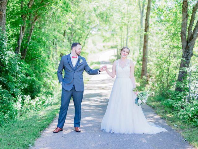 Alexis and Jody's Wedding in Greer, South Carolina 1