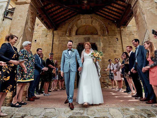 Rick and Gemma's Wedding in Tuscany, Italy 5