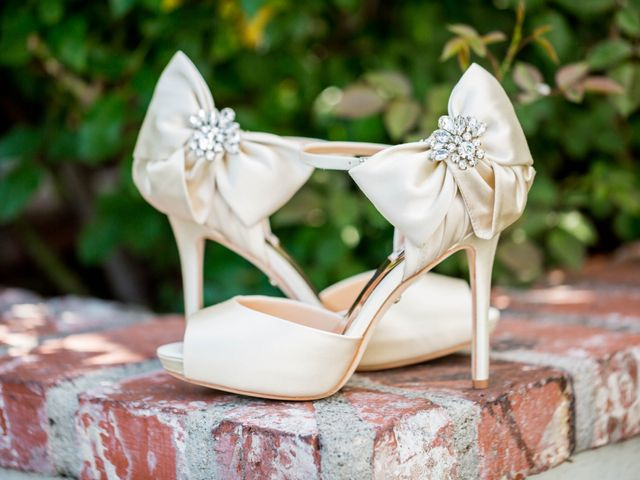 Caselyn and Andy's Wedding in Anaheim, California 6