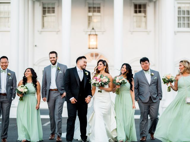 Caselyn and Andy's Wedding in Anaheim, California 2