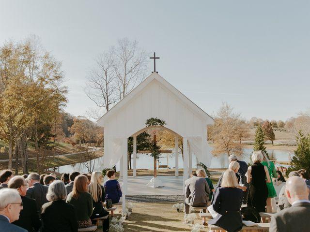 Steven and Lauren's Wedding in Travelers Rest, South Carolina 5