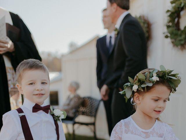 Steven and Lauren's Wedding in Travelers Rest, South Carolina 7