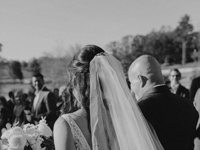 Steven and Lauren's Wedding in Travelers Rest, South Carolina 8