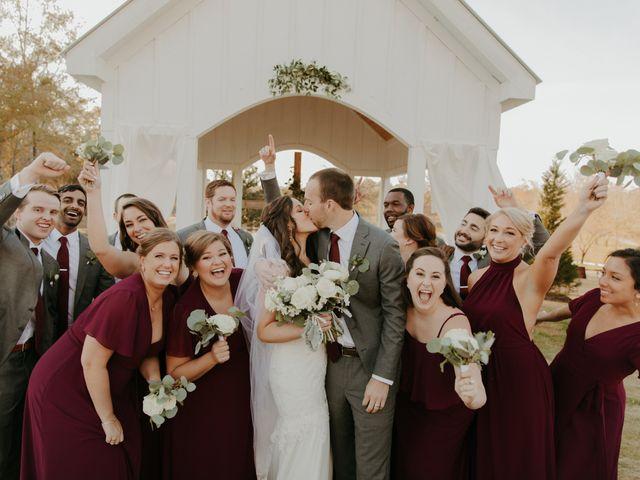 Steven and Lauren's Wedding in Travelers Rest, South Carolina 1