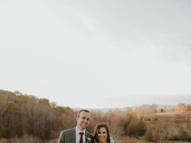 Steven and Lauren's Wedding in Travelers Rest, South Carolina 10