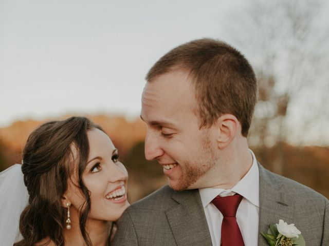 Steven and Lauren's Wedding in Travelers Rest, South Carolina 11