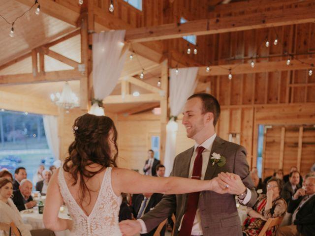 Steven and Lauren's Wedding in Travelers Rest, South Carolina 14