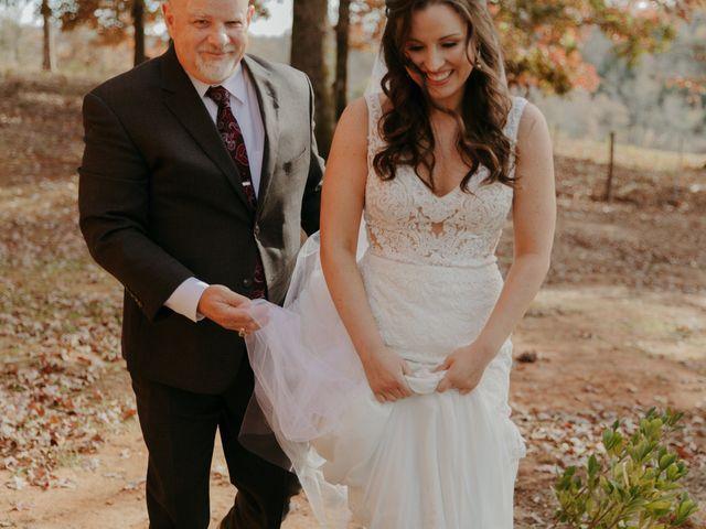 Steven and Lauren's Wedding in Travelers Rest, South Carolina 23