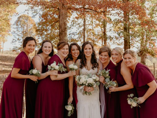 Steven and Lauren's Wedding in Travelers Rest, South Carolina 25