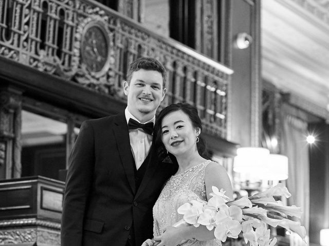 ALEX and PERSHING's Wedding in Chicago, Illinois 8