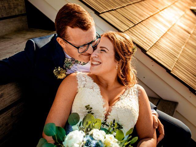 The wedding of Karina and Ian