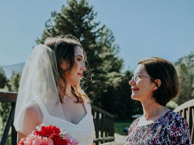 Tate and Ellen's Wedding in South Lake Tahoe, California 5
