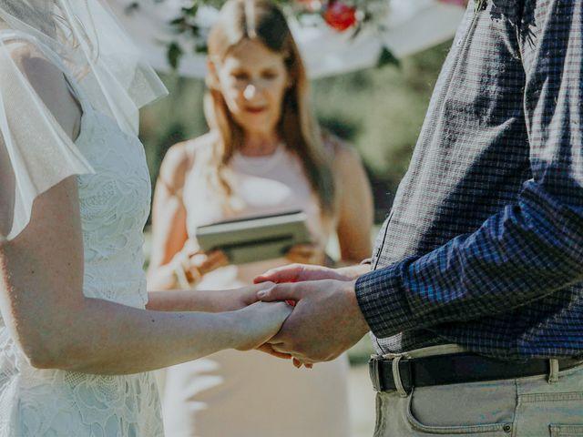 Tate and Ellen's Wedding in South Lake Tahoe, California 1