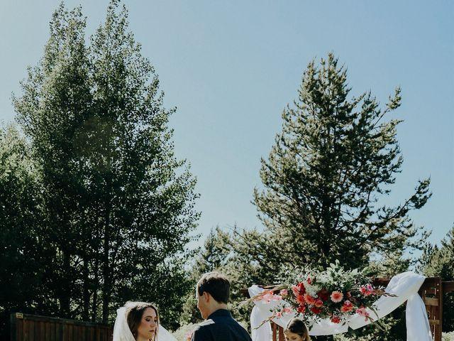 Tate and Ellen's Wedding in South Lake Tahoe, California 8