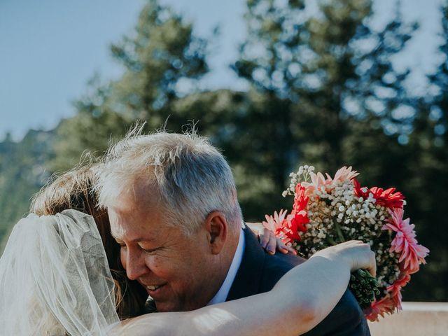 Tate and Ellen's Wedding in South Lake Tahoe, California 9