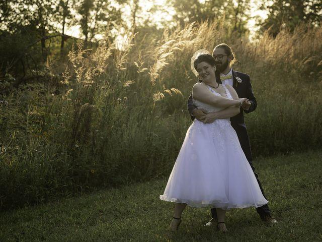 The wedding of Lauren and Lucas