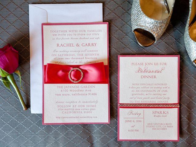 Rachel and Garry's Wedding in Van Nuys, California 2