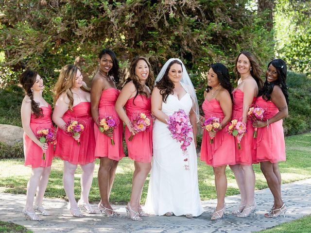 Rachel and Garry's Wedding in Van Nuys, California 8