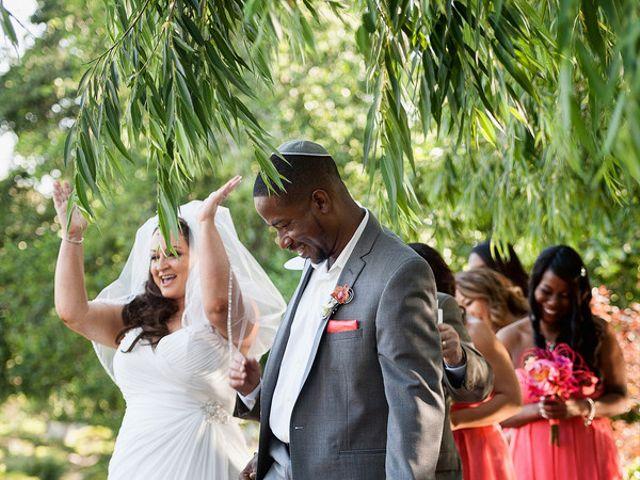 Rachel and Garry's Wedding in Van Nuys, California 9
