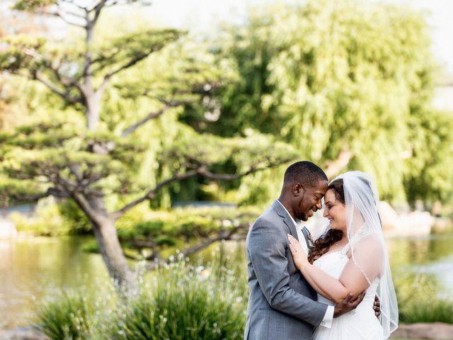 Rachel and Garry's Wedding in Van Nuys, California 13