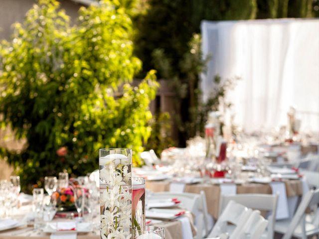 Rachel and Garry's Wedding in Van Nuys, California 16